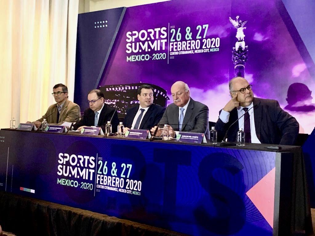 sports summit mx 2020