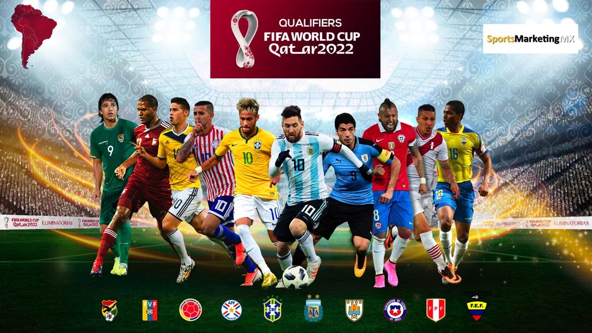 Regresan las eliminatorias sudamericanas rumbo a Qatar 2022