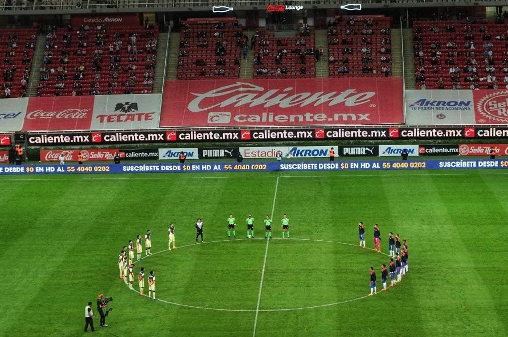 Publicidad en estadios Liga MX Futbol