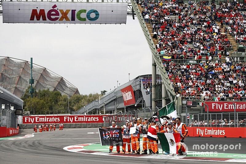 Gran Premio de México 2021 Formula 1 sigue firme