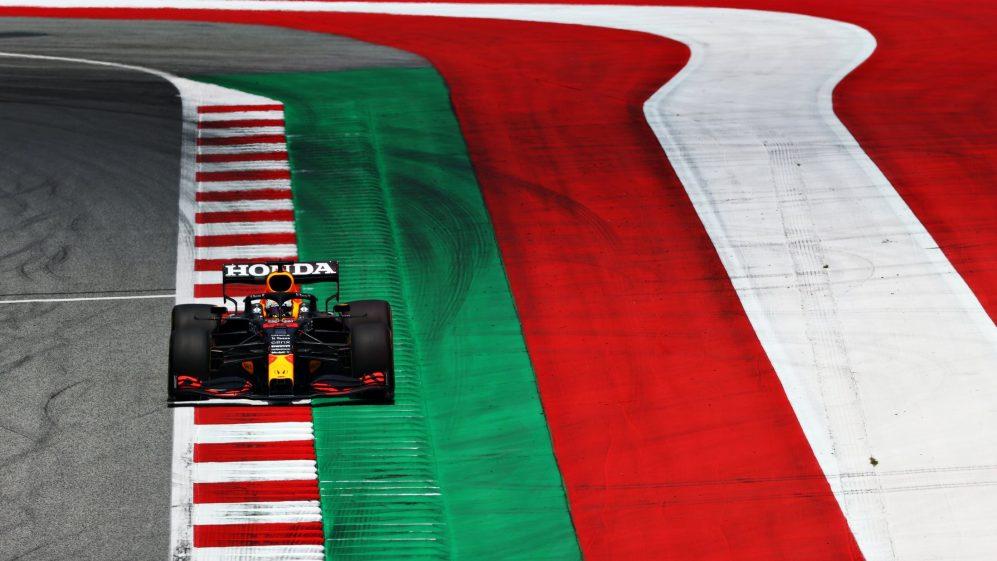 Checo Pérez listo para Styrian Grand Prix