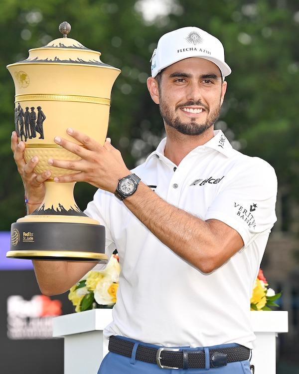 Abraham Ancer logra su primer triunfo  del PGA Tour
