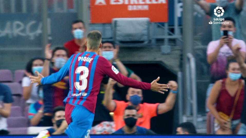 Retorno de los fans a La Liga Santander
